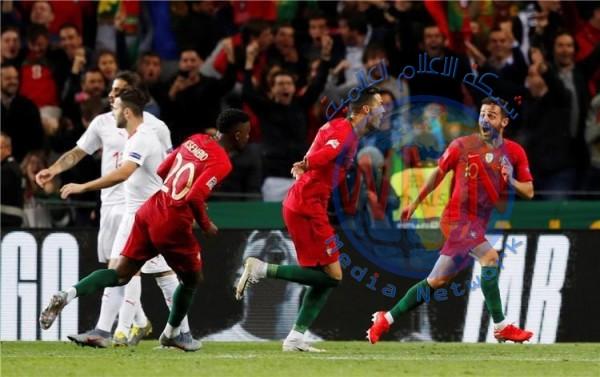 رونالدو يقود البرتغال لنهائي دوري الأمم الأوروبية