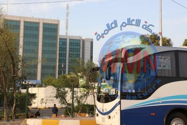 العراق يطلق أول خط بري الى أرمينيا عبر ايران