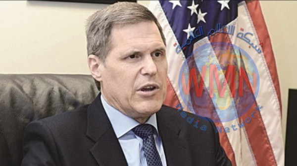 أول تعليق للسفير الامريكي الجديد في العراق