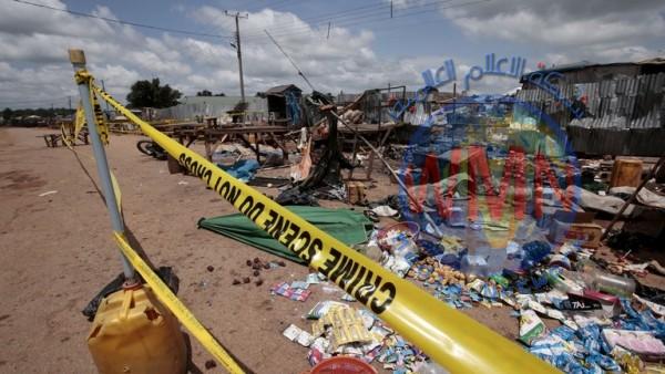 نيجيريا.. عشرات القتلى والجرحى في هجمات إنتحارية