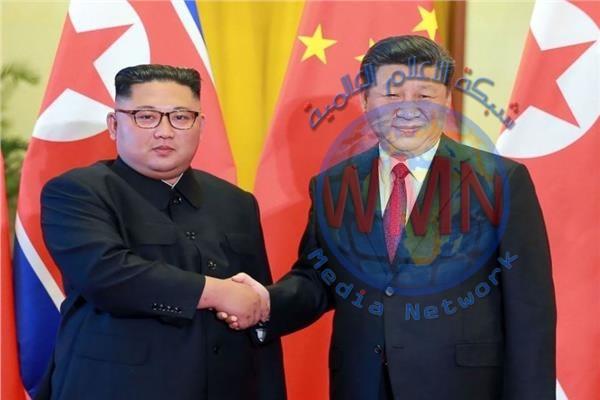 رئيس الصين يصل الى كوريا الشمالية