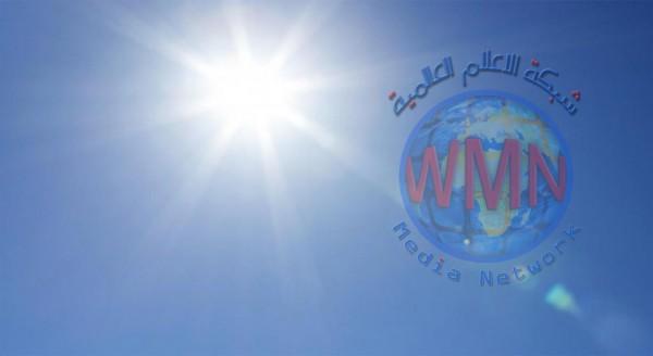الحرارة تعود للإرتفاع في العراق بدءاً من السبت