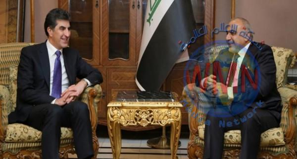 نيجيرفان بارزاني: مستعدون لتسليم 250 الف ب/ي من النفط الى بغداد بشرط