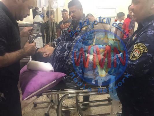 استشهاد وإصابة 4 منتسبين بالشرطة الاتحادية بهجوم لداعش في قضاء بلد