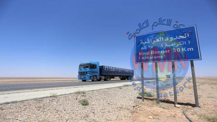 مسؤول محلي يطالب باتخاذ اجراءات سريعة لإعادة افتتاح المنافذ الحدودية مع سوريا