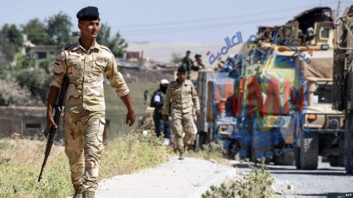 مسؤول محلي بديالى: انحسار خطر داعش في حوض العبارة بنسبة 80%