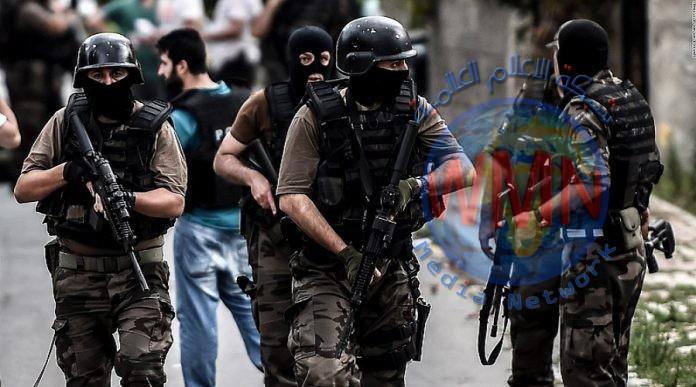 """تركيا تلقي القبض على تسعة """"دواعش"""" بينهم عراقيون"""