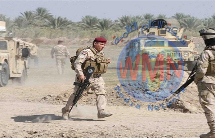 """امنية ديالى تعلن نهاية ماتسمى بالدائرة المستديرة """"عقل داعش"""""""