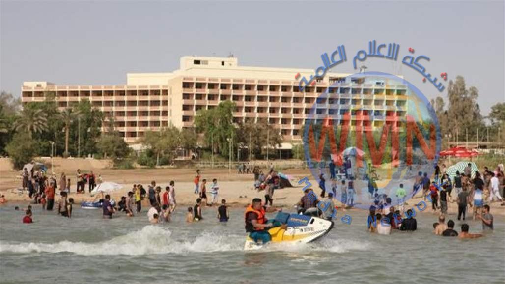 البنك المركزي يمنح 800 مليون دينار لإدامة المدينة السياحية في الحبانية