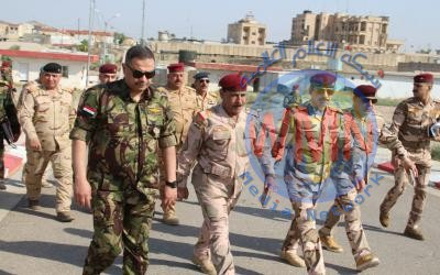 وزير الدفاع يزور محافظة نينوى