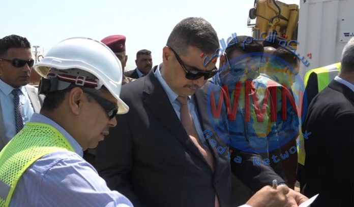 وزير الدفاع: سننشئ اكبر قاعدة بحرية للجيش في البصرة