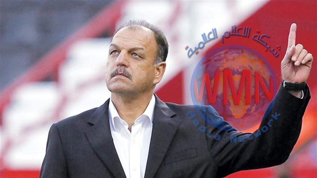عدنان حمد يقدم مقترحاً لتطوير كرة القدم في العراق