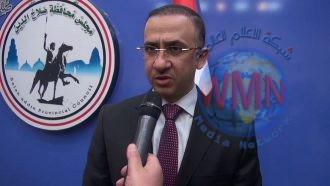 رئيس مجلس صلاح الدين: الظروف باتت مهيأة لإعادة النازحين بالتعاون مع الحشد