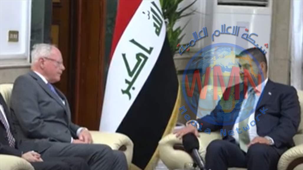 وزير الدفاع لمبعوث أميركي: لن نسمح باستخدام أراضينا ضد دول الجوار والمنطقة