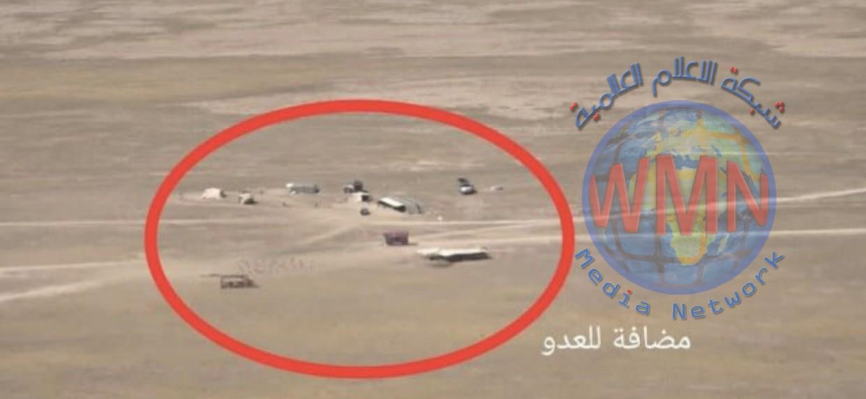 بعد إحداثيات من استخبارات الحشدالشعبي.. سلاح الجو يدمر مركز طبابة داعش جنوب غرب الموصل