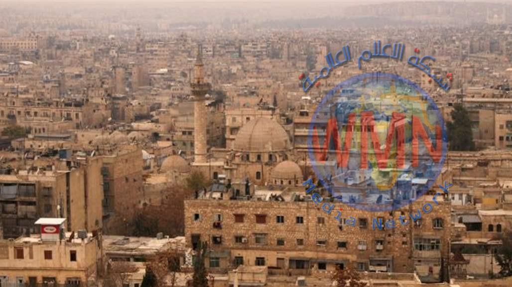 مقتل واصابة 15 مدنياً بقصف صاروخي استهدف حلب السورية