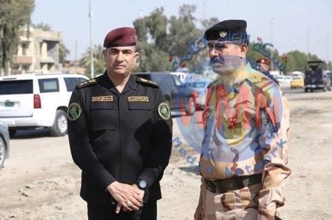 القائد العام للقوات المسلحة يصدر امرا ديوانيا بترقية ضباط في وزارة الدفاع