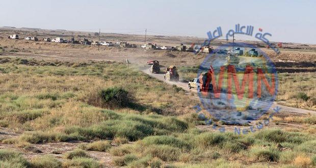 إيجاز اليوم الثاني للمرحلة الثانية لعملية إرادة النصر.. تفتيش 48 قرية وبساتين وطرق زراعية