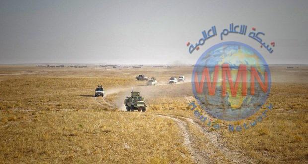 قوات الحشد الشعبي تنطلق بالصفحة الثانية من محاور الانبار لتطهير صحراء الجزيرة