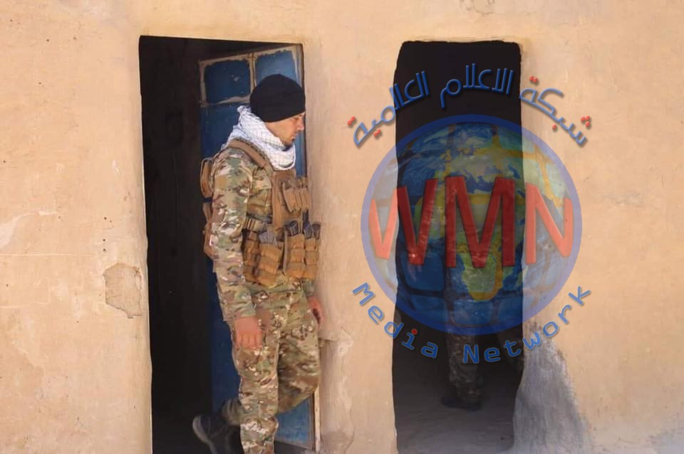 قوة من اللواء 14 تعثر على مضافة لداعش تحوي مؤنا وأعتدة وعبوات ناسفة في الطارمية