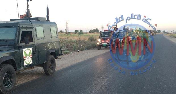 الحشدالشعبي والقوات الأمنية ينطلقان بالمرحلة الثانية من عمليات إرادة النصر