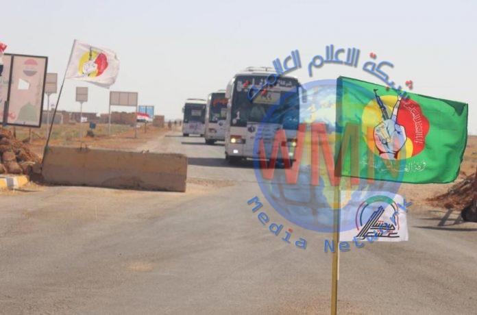 """اللواء 26 في الحشد شعبي يكشف عن مخطط """"داعشي"""" لاستهداف قوافل الحجاج"""