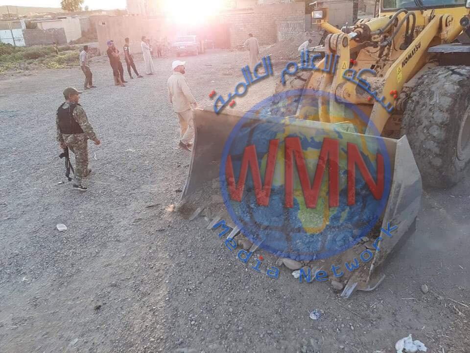 اللواء 30 بالحشد الشعبي ينفذ حملة خدمية في سهل نينوى استجابة لمناشدات من اهلها