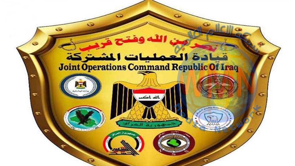 العمليات المشتركة: إرادة النصر دمرت مقدرات داعش في الصحراء