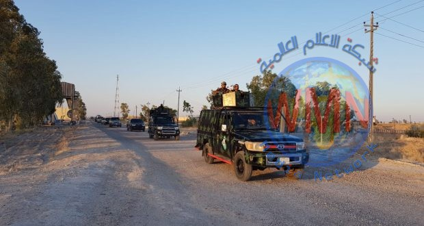 الحشد والجيش يُنهيان تفتيش عدة مناطق بينها منشأة الصمود والمشاهدة