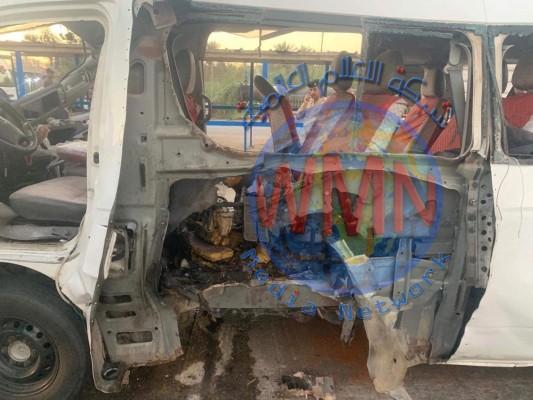 انفجار في كربلاء.. وحصيلة اولية باستشهاد واصابة 4 مدنيين