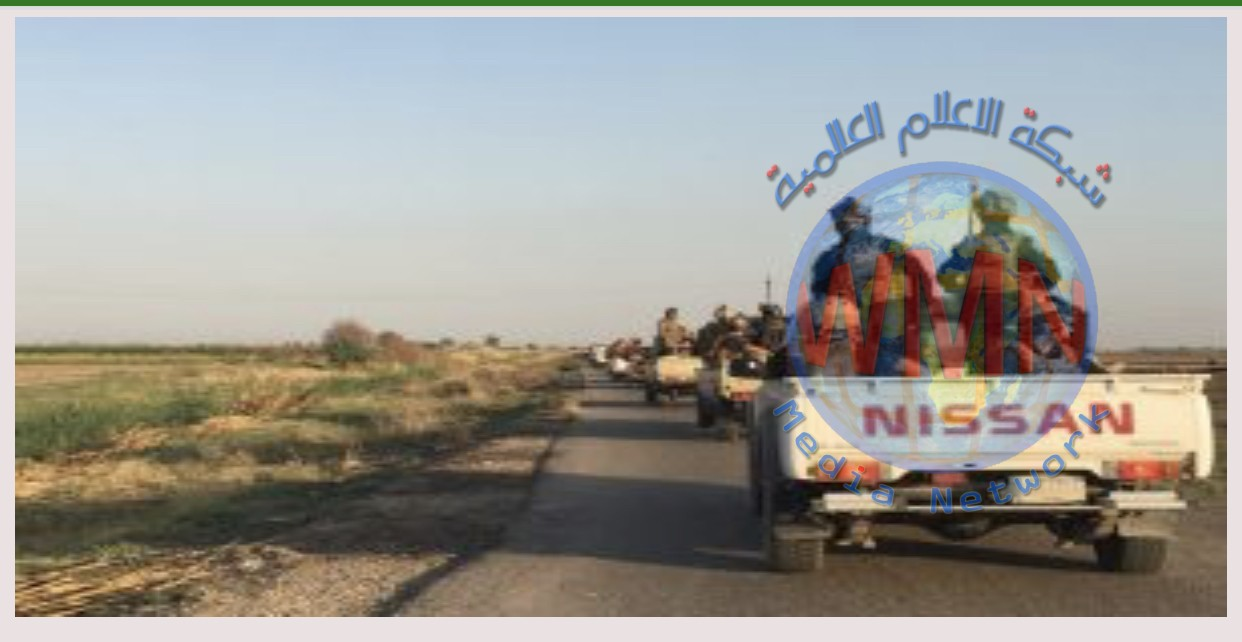 الحشدالشعبي والقوات الامنية يطهران 12 قرية في مناطق قرب الطارمية شمالي بغداد