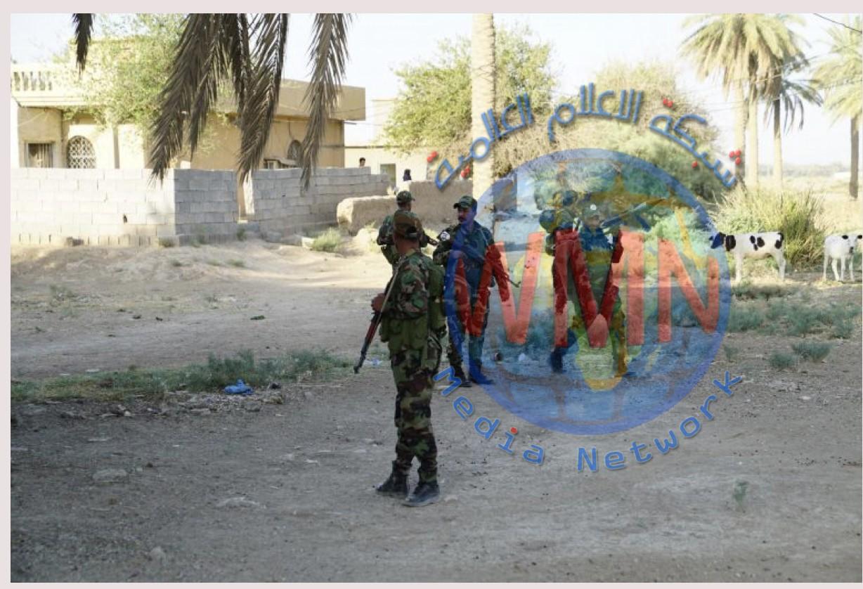 الحشد والقوات الأمنية يباشران باليوم الخامس لعمليات إرادة النصر الثانية شمالي بغداد
