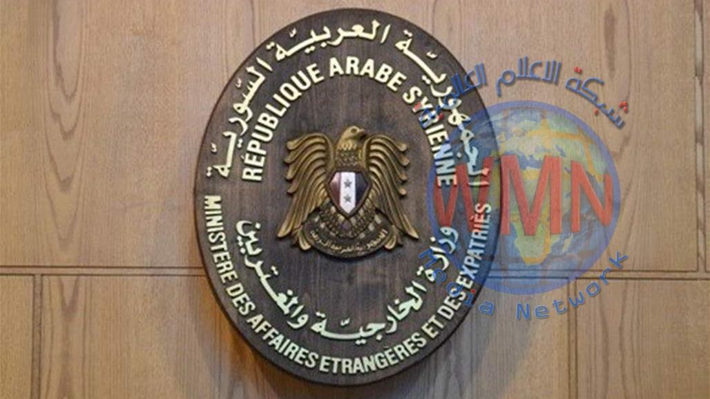 دمشق تعد المباحثات الأمريكية التركية اعتداء على سيادة ووحدة سوريا