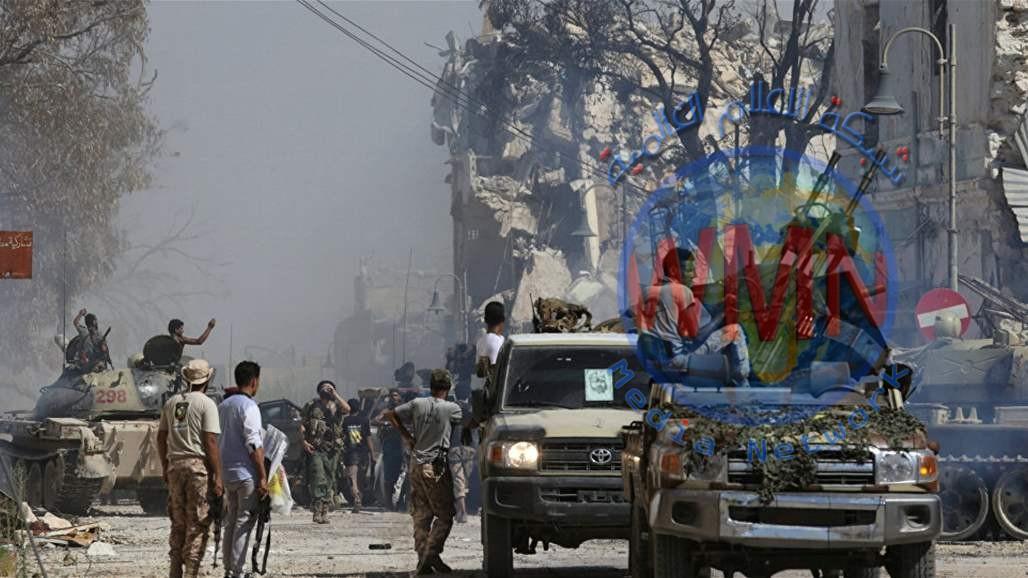 الجيش الليبي يعلن إسقاط طائرة تركية مسيرة