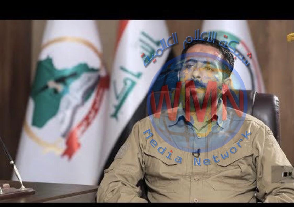 آمر اللواء 42 بالحشد: فتح جميع الطرق التي اغلقها داعش في