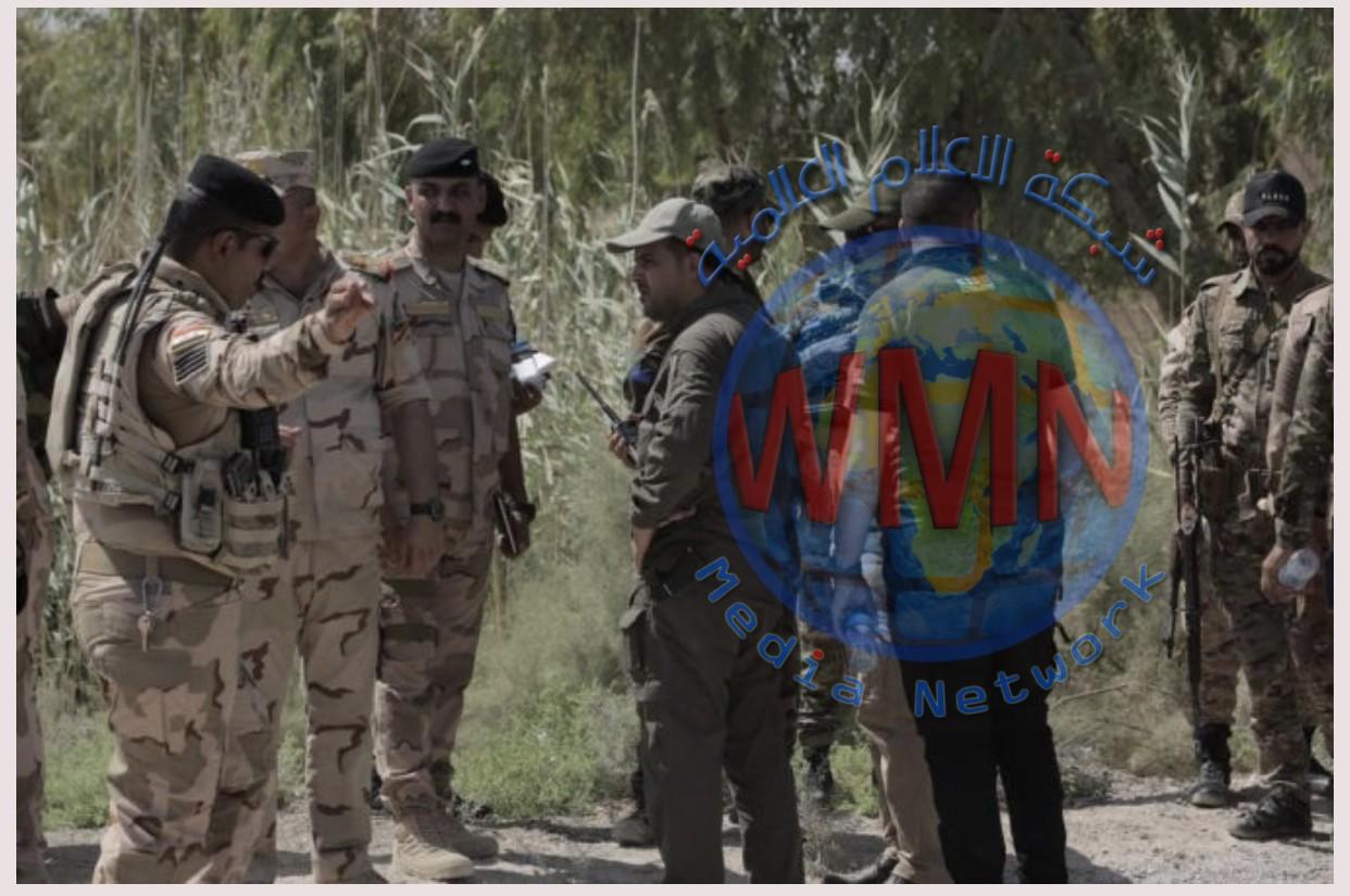قطعات اللواء ١٢ في الحشد تنجز مهامها الأمنية في قرى شمال الطارمية
