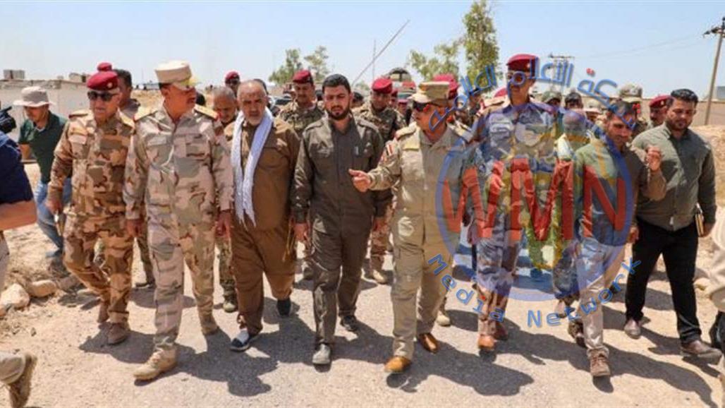 الحشد الشعبي يعلن نجاح العملية الأمنية شمال شرقي ديالى ويبين نتائجها