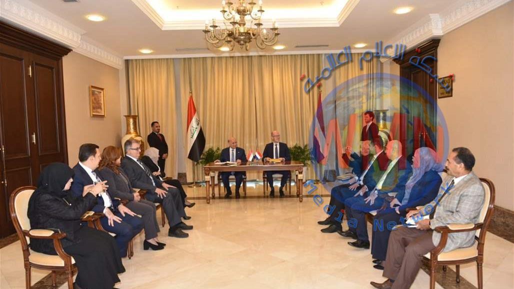 العراق وهولندا يوقعان إتفاقية تجنب الازدواج الضريبي