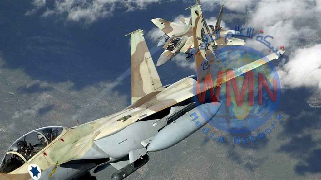 سلاح الجو الإسرائيلي يشن غارات على سيناء المصرية