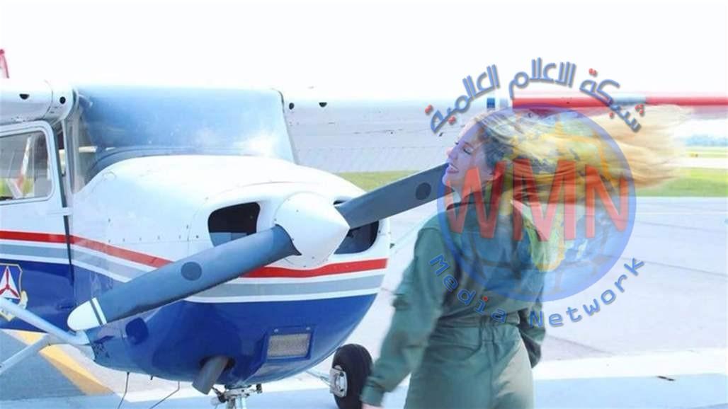 مصرع ملكة جمال بتحطم طائرة كانت تقودها بنفسها!