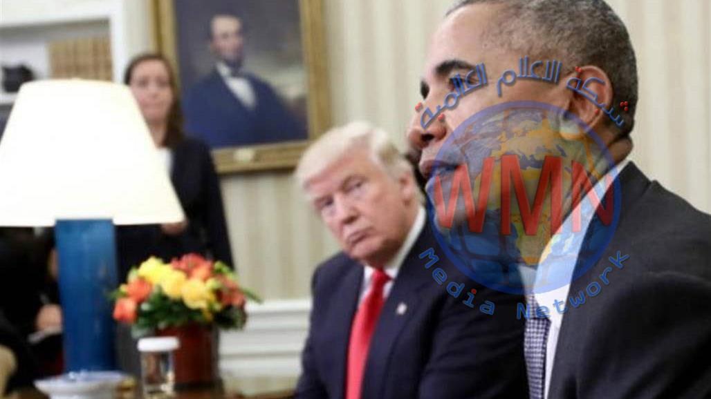 """تسريبات بريطانية: ترامب انسحب من الاتفاق النووي """"نكاية في أوباما"""""""