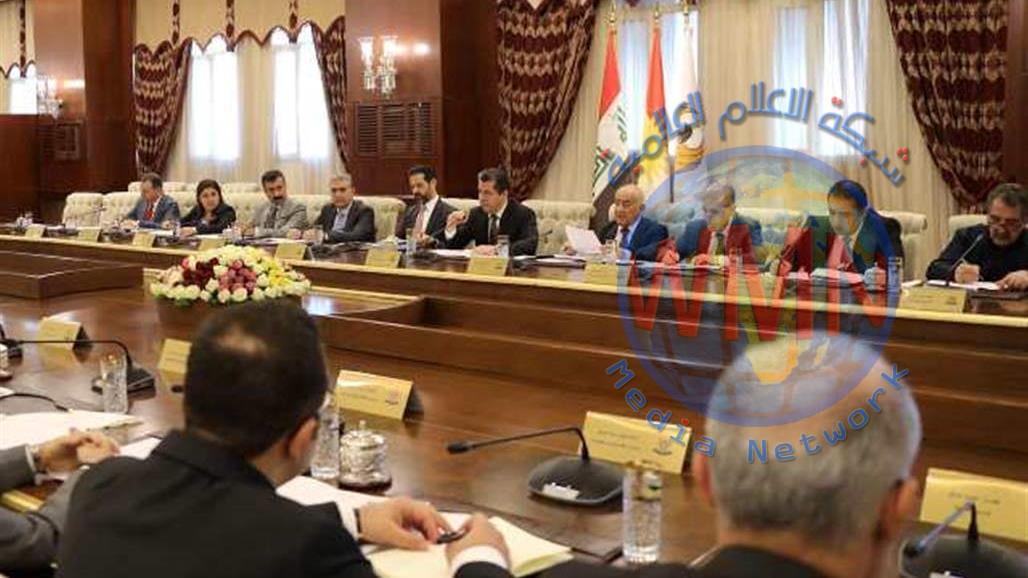 البارزاني في بغداد.. تشكيل لجان مشتركة حول النفط وكركوك