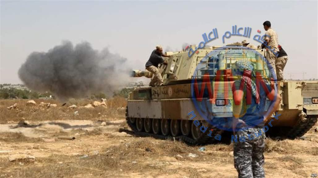 """قوات حكومة الوفاق تصد هجوماً لـ""""الجيش الوطني الليبي"""" جنوب طرابلس"""