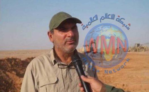 الكوفي: أهالي الطارمية أرشدونا لمناطق مضافات داعش