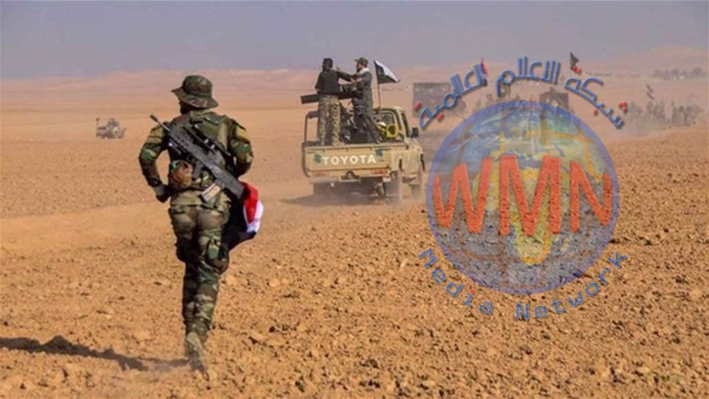 """مكافحة الإرهاب في ديالى تعلن وصول الحشد الشعبي إلى عمق تواجد """"داعش"""""""