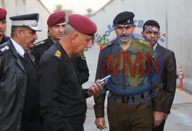 تشكيل لجنة برئاسة سكرتير رئيس الوزراء محمد البياتي لتسهيل اجراءات رفع الكتل الكونكريتية عن مداخل مطار بغداد