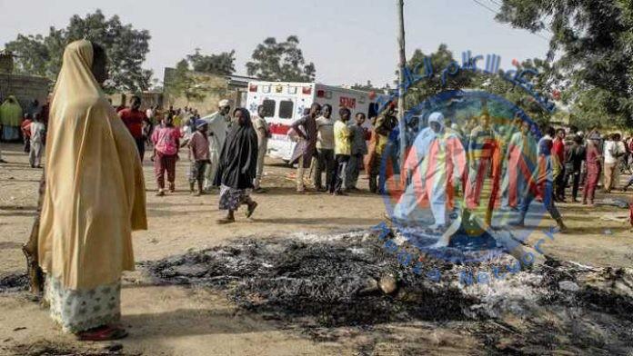 عشرات القتلى والجرحى في هجومين بنيجيريا