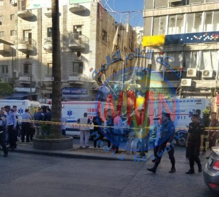 قتيلان بانفجار وسط العاصمة الأردنية عمان