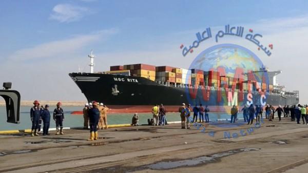 ضبط 4 برادات أدوية بشرية بدون موافقات رسمية في ميناء ام قصر