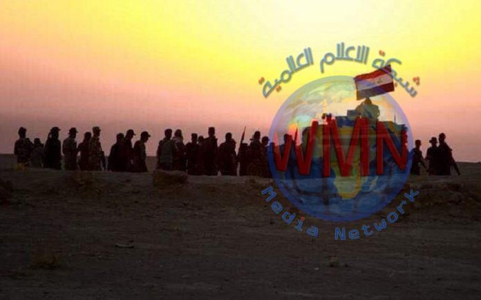 """الحشد الشعبي: 3500 مقاتل يشاركون بالمرحلة الرابعة لـ""""إرادة النصر"""""""